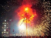 Tin tức Sony - Thế giới rực rỡ pháo hoa đêm Giáng sinh 2014