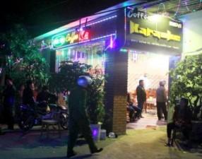 An ninh Xã hội - Nổ súng ở quán karaoke, 2 người nhập viện