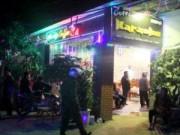 Video An ninh - Nổ súng tại quán karaoke, 2 người nguy kịch