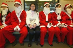 """Giáo dục - du học - Đại học TQ """"cấm tiệt"""" sinh viên tổ chức lễ Giáng sinh"""
