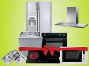 Cách lựa chọn thiết bị nhà bếp cho gia đình
