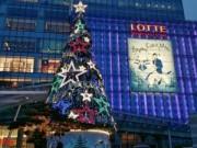 Thị trường - Tiêu dùng - Lung linh mùa Noel tại các Trung Tâm Thương Mại trên toàn quốc