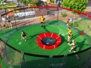 """Clip Đặc Sắc - 360ball: Môn thể thao """"độc lạ"""" tại Nam Phi"""