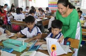 Giáo dục - du học - Không dùng kiểm tra định kỳ để xếp loại học sinh tiểu học
