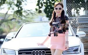 Ca nhạc - MTV - Angela Phương Trinh tiết lộ lý do sắm xế hộp 6 tỷ