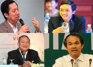 Tài chính - Bất động sản - Nhiều đại gia Việt đút túi ngàn tỷ năm 2014