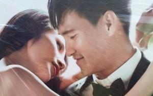 Mặt sau cánh gà - Rò rỉ ảnh cưới của Thủy Tiên và Công Vinh