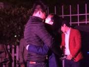 Cuộc sống - 9x Thái Nguyên cầu hôn bạn gái lãng mạn đêm Noel