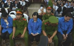Luật sư bác các cáo buộc Vietinbank chịu trách nhiệm số tiền Huyền Như lừa đảo