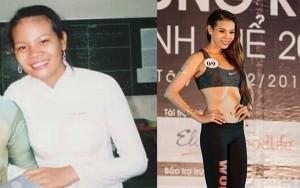 Bạn trẻ - Cuộc sống - Cô gái từng nặng 86 kg trở thành Ngôi sao thể hình VN 2014