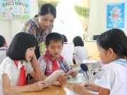 Giáo dục - du học - Mô hình trường học mới tránh chạy theo hình thức
