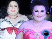 Thời trang - Ngạc nhiên với nhan sắc HH chuyển giới béo Thái Lan