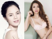 Thời trang - 5 người mẫu Việt xinh đẹp như hoa hậu