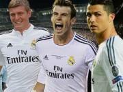 Bóng đá Tây Ban Nha - Real thống trị tốp 10 cầu thủ đắt giá nhất thế giới
