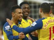 Video bàn thắng - West Ham - Arsenal: Thành quả xứng đáng