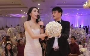 Ca nhạc - MTV - Thủy Tiên - Công Vinh công khai tiền mừng cưới