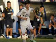 Bóng đá Tây Ban Nha - Con trai Zidane solo ghi bàn siêu đẹp