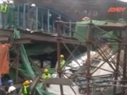 Video An ninh - Sập giàn giáo đường sắt trên cao: Đình chỉ nhiều lãnh đạo