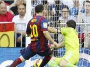 Video bóng đá hot - Cản Barca, Casillas cứu thua hay nhất lượt đi Liga