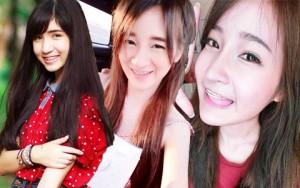 Tư vấn làm đẹp - 3 hot girl niềng răng được ái mộ nhất Thái Lan