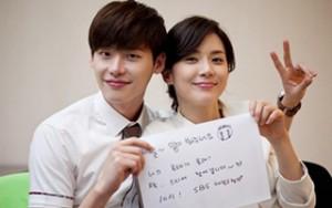 """Phim - Lee Jong Suk yêu đơn phương hoa hậu Hàn trong phim """"hot"""""""