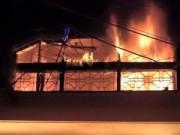 Video An ninh - Hải Phòng: Cháy nhà, 6 người trong gia đình chết thảm