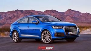 Xe xịn - Lộ Audi Q8 đối thủ của X6 và GLE Coupe