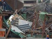 Video An ninh - Nguyên nhân ban đầu vụ sập giàn giáo đường sắt trên cao
