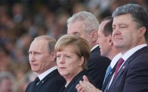 Tin tức Việt Nam - Tổng thống Ukraine gặp lãnh đạo Nga, Đức, Pháp bàn chuyện chấm dứt xung đột