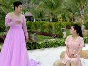 """Nhật Kim Anh  """" choáng """"  khi được chồng giả gái cầu hôn"""