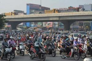 Tin tức Việt Nam - TP.HCM: Trốn phí đường bộ, chủ xe mô tô bị phạt đến 50 triệu đồng