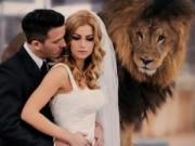 """Chuyện lạ - Mời động vật làm """"khách"""" danh dự trong lễ cưới"""