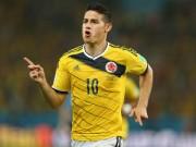 Các giải bóng đá khác - James Rodriguez dẫn đầu Top bàn thắng đẹp nhất 2014