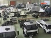 """Video An ninh - Nguy cơ ô tô Việt Nam thua ngay trên """"sân nhà"""""""