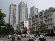 Tài chính - Bất động sản - Vốn ngoại dồn dập đổ vào bất động sản