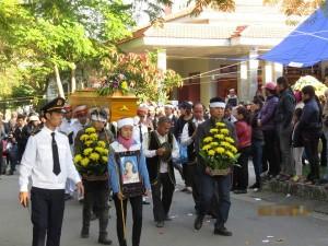 Tin tức trong ngày - Cháy nhà ở Hải Phòng: Nghẹn ngào tiễn đưa 6 nạn nhân xấu số