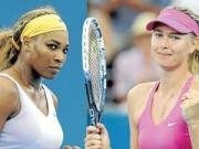 Thể thao - Cuộc chiến Grand Slam 2015: Ai cản Serena, Sharapova