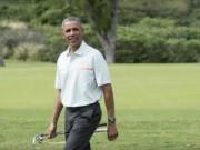 Thể thao - Tổng thống Obama & tình yêu golf cháy bỏng