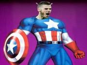Bóng đá - De Gea nghĩ mình giống Captain America