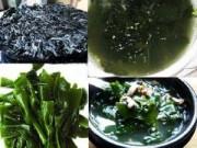 Ẩm thực - Hai biến tấu món canh rong biển kiểu Hàn ngon đúng điệu