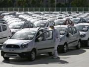 Xuất nhập khẩu - Xa vời giấc mơ ô tô nội giá rẻ