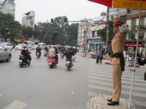 Tin tức trong ngày - Hà Nội: Huy động 100% CSGT trong dịp Tết Dương lịch