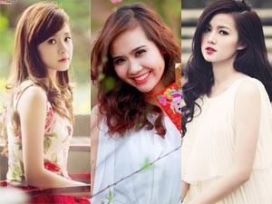 Bạn trẻ - Cuộc sống - Hot girl Việt dồn dập lên xe hoa cuối năm 2014