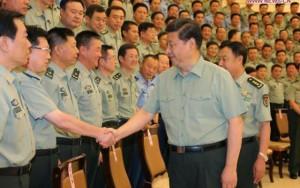 Thế giới - TQ thuyên chuyển một loạt tướng quân đội cấp cao