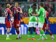 Bóng đá - Tốp 10 pha bỏ lỡ khó tin Bundesliga năm 2014