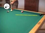 Billard - Snooker - Cao thủ snooker & những pha cong bi ''thần sầu''