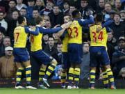 """Bóng đá Ngoại hạng Anh - Arsenal & lối chơi """"xấu xí"""" khi cần thiết"""