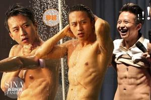 Ngôi sao điện ảnh - Bỏng mắt với thân hình 6 múi của các mỹ nam Hoa – Hàn
