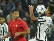 Bóng đá - Juventus – Sevilla: Không thể chống đỡ