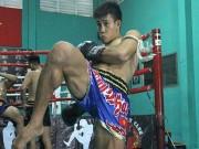 Thể thao - Võ sỹ Duy Nhất tung chiêu Muay Thái cực đỉnh